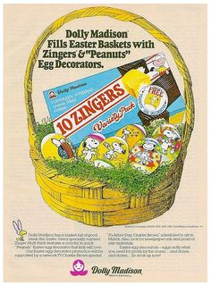 Old Zingers ad