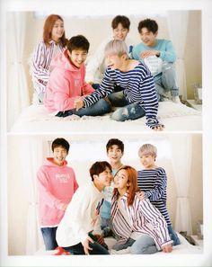 Vocal unit of Seventeen z!(◎_◎;)