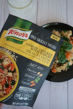 Check Out My Valentine's Day Dinner Made Easy Idea w/ NEW Knorr® One Skillet Meals #SpiceUpwithKnorr #ad