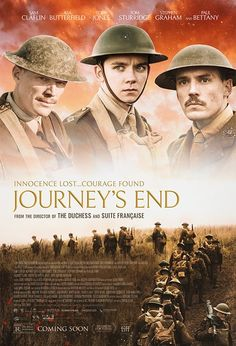 Journey's End 2018 full Movie HD Free Download DVDrip