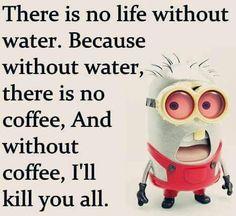 Koffie behoefte