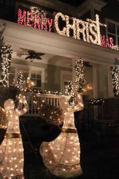 Christmas in McAdenville, North Carolina...Gaston County made it onto Pinterest yall!