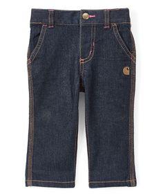 Blue Denim Slim Fit Jeans - Infant & Toddler