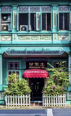 Peranakan Inn and Lounge - Singapore
