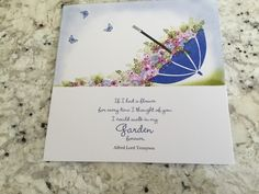 Butterfly Cards, Flower Cards, Cardio Cards, Art Impressions Stamps, Card Io, Some Cards, Bullet Journal Inspiration, Watercolor Cards, Blank Cards