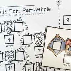 Bat part-part-whole
