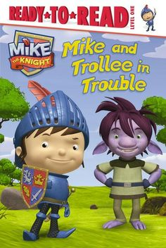 Mike and Trollee in Trouble by Maggie Testa