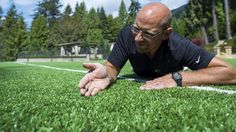 -This grass is always greener: Artificial lawns are sprouting up all over the place - The Globe and Mail