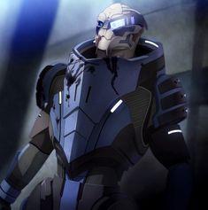 Mass Effect - Garrus Vakarian by Gobeur Mass Effect Garrus, Mass Effect Art, Aliens, Mass Effect Universe, Alien Concept Art, Commander Shepard, Good Buddy, Dragon Age, Illustrations Posters