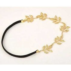 British style fashion star with paragraph olive leaf decorative hair band - JewelryUnder5.com