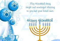 Happy Hanukkah ~ Menorah