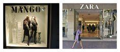 Mango and Zara fight in Madrid | bespokespain