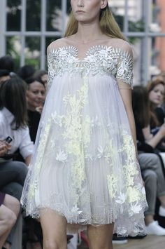 ZsaZsa Bellagio – Like No Other: Julien MacDonald Glamour.  marry me, again.