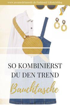 Alles zum Trend Bauchtasche mit Outfitinspirationen zum nachshoppen #fashion #bauchtasche #outfitinspirationen Gucci, Style Diary, German Fashion, Trends, Skinny, Fashion Bloggers, Capsule Wardrobe, Inspiration, Small Purses