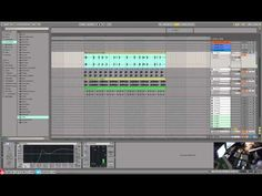 Ableton Live Ultimate Course 35 - Freezing, Flattening & Consolidating - YouTube