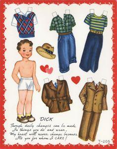 Valentines Card 05 - Dick