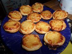 Madhouse Family Reviews !: Globecooking recipe : Pasteis de Nata (Portugal)