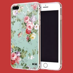 Awesome Silicone design pretty Edgy Roses Case for iPhone Xs b5ba4206b7d