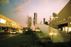 Andares Fashion Mall in Guadalajara, Jalisco, MEXICO
