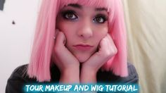 How I Do My Makeup & Hair on Tour | Rydel Lynch - YouTube