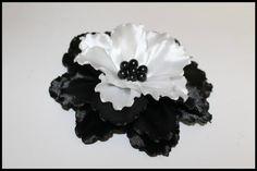 Tutoriales flores de tela paso a paso Мастер класс (Канзаши) - Страница 29 : Канзаши