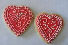 Have decorate these beauties for valentines day!