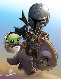 Tagged with star wars, baby yoda, mandalorian; Star Wars Fan Art, Star Wars Meme, Simbolos Star Wars, Star Wars Cartoon, Star Wars Baby, Star Wars Pictures, Star Wars Images, Cute Disney Drawings, Cute Drawings