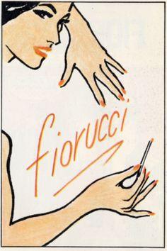 vintage Fiorucci ad