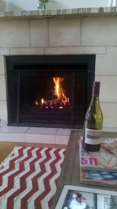 Fireplace - Sasson Home Rug