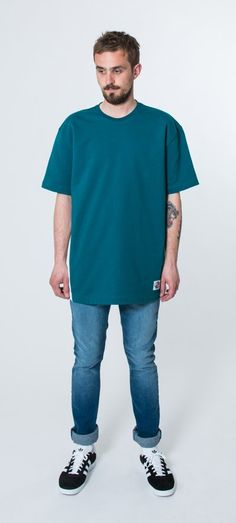 Image of Void Tee (Deep Green)