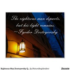 Search for customizable Quote posters & photo prints from Zazzle. Dostoevsky Quotes, Quote Posters, Movie Posters, Night Quotes, Make Your Own Poster, Modern Artwork, Tool Design, Vintage Designs, Free Design