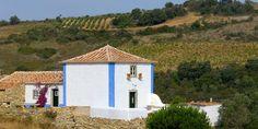 Aldeia da Mata Pequena | Conhecer Portugal Rural House, Portugal Travel, Mediterranean Style, Portuguese, My Dream Home, Exterior Design, Rustic Houses, Country Houses, Gazebo