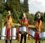 World music, our Caribbean steel band can be hired to perform at events, they also provide steel band workshops and team building activities