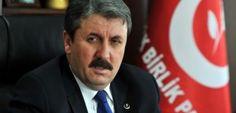 Büyük Birlik Partisi Genel Başkanı Mustafa Destici Açıklaması | t34Haber