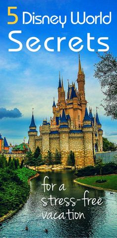 There's no reason to stress on your next Walt Disney World vacation if you plan your trip the right way. These 5 secrets from a veteran Disney guest will ensure a trip the whole family will love.