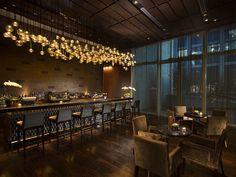 Conrad Beijing Hotel, China - Lobby Lounge Bar