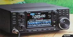 Icom IC-7300 New! – Toyko HamFair 2015 | QRZ Now – Ham Radio News!