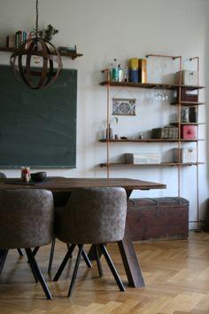 die besten 25 kupferstange ideen auf pinterest rustikale bars restaurant design und caf bar. Black Bedroom Furniture Sets. Home Design Ideas