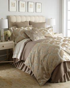 Einrichten Und Wohnen, Bettwäsche, Leinenbettwäsche, Traum Schlafzimmer,  Hauptschlafzimmer, Schlafzimmer Ideen