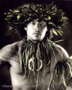 Men of Hula - Randy Jay Braun Photography