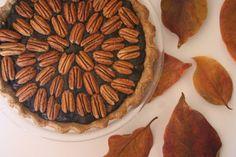 Recette tarte au chocolat et noix1