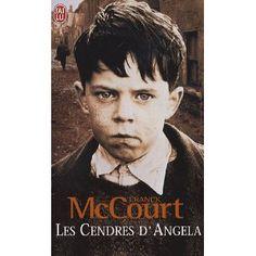Les cendres d'Angela de Frank McCourt