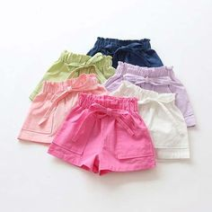 Now available on our store: Candy Color Baby ... Check it out here! http://jagmohansabharwal.myshopify.com/products/candy-color-baby-girls-shorts-cotton-mix-children-shorts-kids-shorts-for-girls-clothes-toddler-girl-clothing?utm_campaign=social_autopilot&utm_source=pin&utm_medium=pin