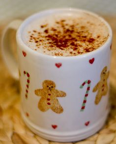 Recipe for  -  Red Cappuccino from South Africa