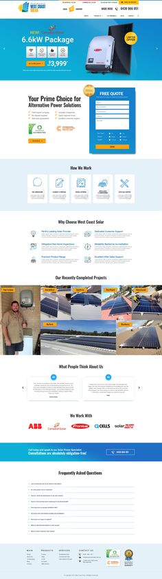 How this website turned out is pretty interesting since their products are Solar Panels. Thinking About U, Crayons, Solar Panels, Web Design, This Or That Questions, Website, Pretty, Projects, Sun Panels