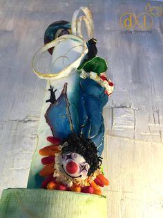 Dreamland Collaborations.  - Cake by Lucia Simeone