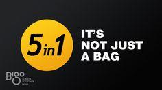 Bigo Bag Five - It's not just a bag