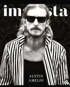 Check out our friend @austinamelio styled/photographed by @tinaturnbowmup and interviewed for @imagista in all #ByRobertJames  #AustinAmelio  http://theimagista.com/austin-amelio/