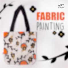 T Shirt Painting, Fabric Painting, Diy Painting, Hindu Dharma, Leather Journal, Diy Crafts Videos, Diy Hacks, Reusable Tote Bags, Girly