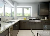 Projekty domów LK Projekt LK&875    wnętrze 4